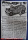 19 Kubelwagen Dak Tamiya