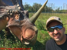 23 Dinosauri in Carne e Ossa