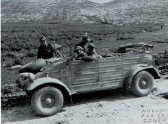 23 Kubelwagen DAK storical