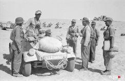 24 Kubelwagen DAK storical