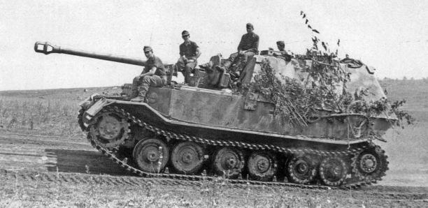 57 Panzerjager Tiger (P)