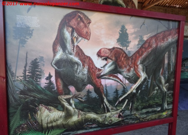 64 Dinosauri in Carne e Ossa