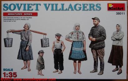01 Soviet Villagers