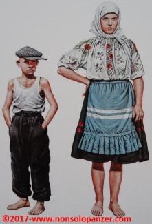 03 Soviet Villagers