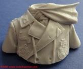 05 116 Pz Division Officer bust Alpine