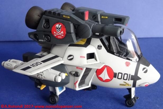 083 VF-1S Egg Plane