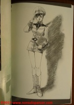 09 Into the Sky - Haruiko Mikimoto Artwotks