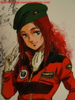 12 Into the Sky - Haruiko Mikimoto Artwotks
