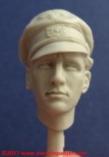 13 116 Pz Division Officer bust Alpine