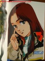 13 Into the Sky - Haruiko Mikimoto Artwotks