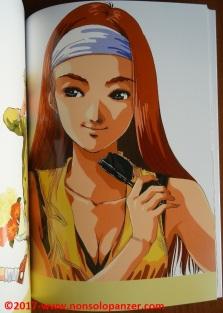 15 Into the Sky - Haruiko Mikimoto Artwotks