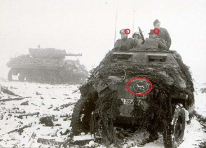 19 116 Pz Division Officer storical