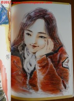 19 Into the Sky - Haruiko Mikimoto Artwotks