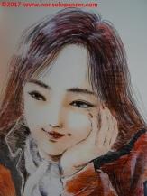 20 Into the Sky - Haruiko Mikimoto Artwotks