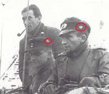21 116 Pz Division Officer storical