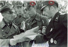 23 116 Pz Division Officer storical
