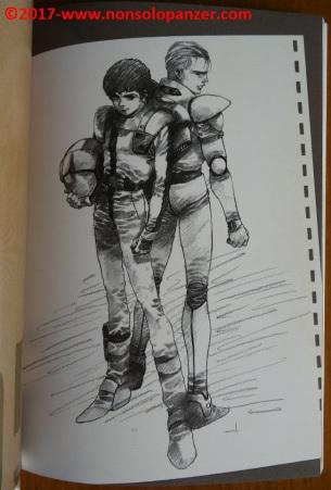 23 Into the Sky - Haruiko Mikimoto Artwotks