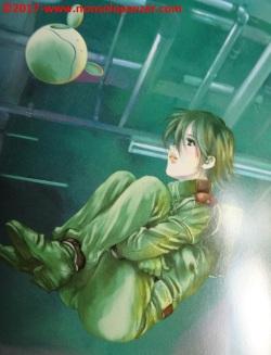 27 Into the Sky - Haruiko Mikimoto Artwotks