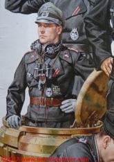 03 Wehrmacht Tank Crew Set