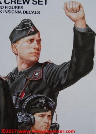 05 Wehrmacht Tank Crew Set