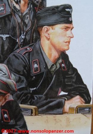 06 Wehrmacht Tank Crew Set