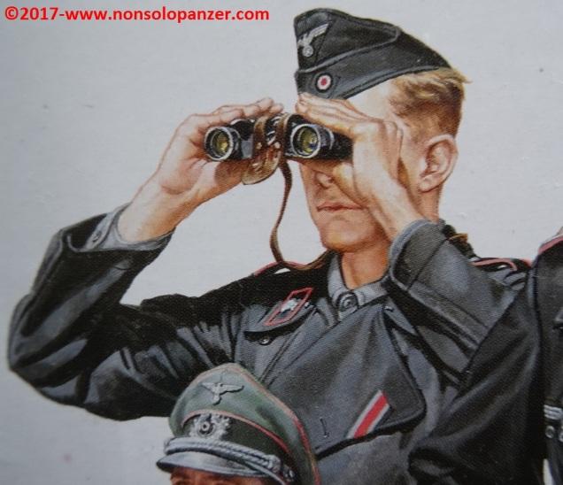 07 Wehrmacht Tank Crew Set