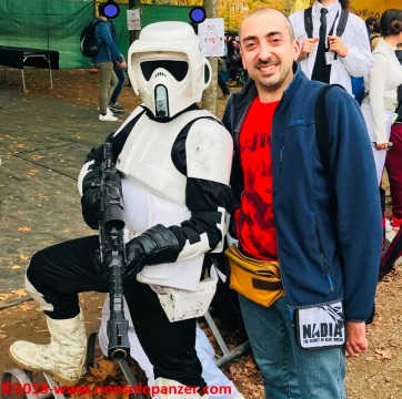 10 Cosplay Lucca 2017