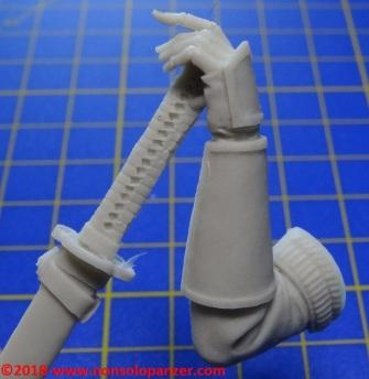 11 Ko-Hana Robot Rocket Miniatures