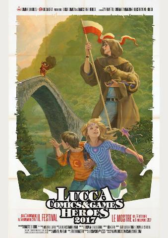 Locandina Lucca 2017