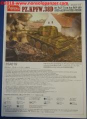 29 Pz 38 D mit Pz IV Turm