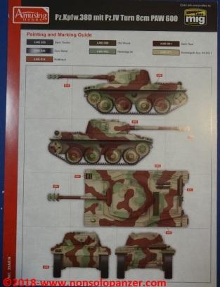 33 Pz 38 D mit Pz IV Turm