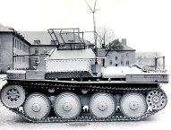 38 Panzer 38t variant