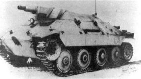 39 Panzer 38t variant