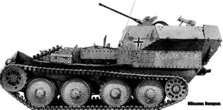 40 Panzer 38t variant