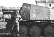 42 Panzer 38t variant