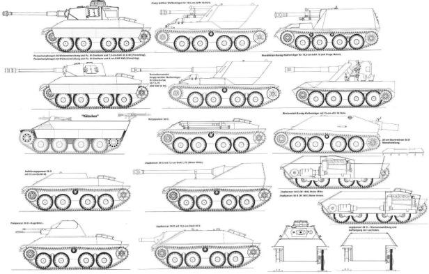 46 Panzer 38 D