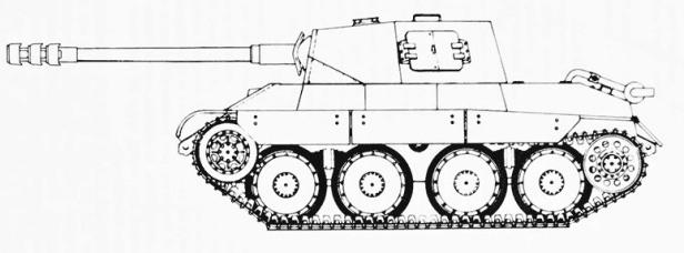 48 Panzer 38 Drehturm
