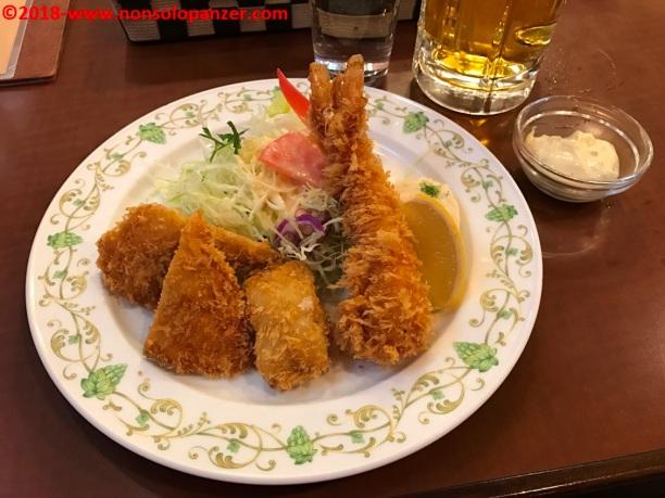 11 Mitaka Tonkatsu Restorant