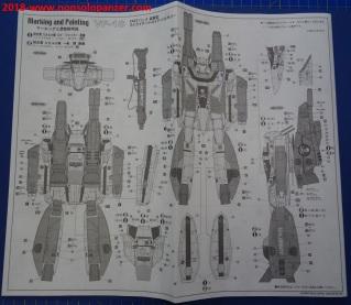 20 VF-1S Stike Valkyrie Battroid Hasegawa