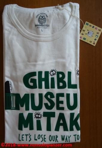 01 Ghibli Museum T-shirt