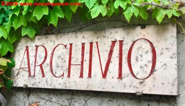01 Archivio Ca Granda