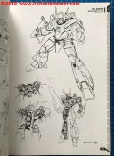 11 Macross Variable Fighter Designers Note