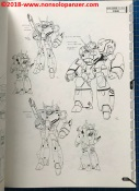 13 Macross Variable Fighter Designers Note