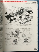 14 Macross Variable Fighter Designers Note