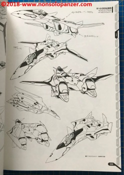 16 Macross Variable Fighter Designers Note