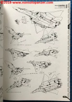 17 Macross Variable Fighter Designers Note
