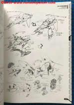 18 Macross Variable Fighter Designers Note
