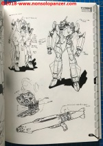 20 Macross Variable Fighter Designers Note