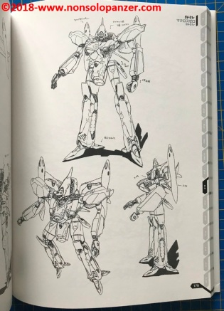 21 Macross Variable Fighter Designers Note