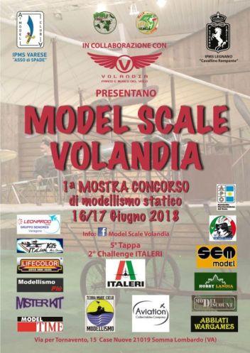 01 Model Scale Volandia 2018